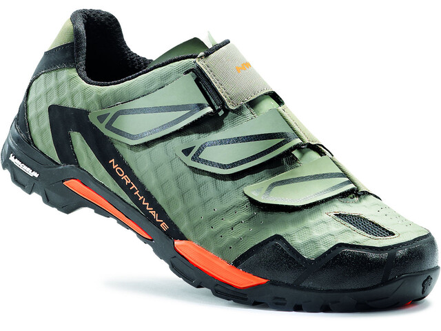 Northwave Outcross 3V - Chaussures Homme - vert